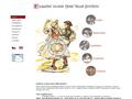 Náhled webu Folklórní soubor Haná Velká Bystřice