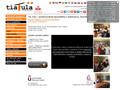 Náhled webu Španělština ve Španělsku