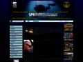 Náhled webu Speleoaquanaut