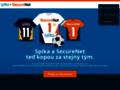 Náhled webu Spika