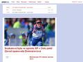 Náhled webu Sport