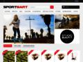 Náhled webu Sport Bárt