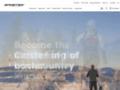 Náhled webu Sporten, a.s.