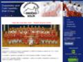 Náhled webu Taneční skupina Srdíčko Kolín