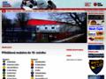 Náhled webu Zimní stadion Sedlčany