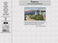 Náhled webu Stará Šumava