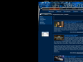 Náhled webu Stargate World - vše o seriálu Hvězdná Brána SG-1 a Atlantis