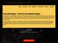 Náhled webu Starověký Egypt a jeho historie