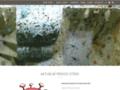 Náhled webu Horolezecká stěna Ruzyně