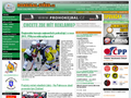 Náhled webu Pražský svaz hokejbalu