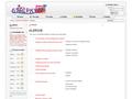 Náhled webu Alergie - základní informace