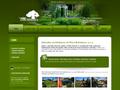 Náhled webu Flora Bohemica s.r.o. - Návrhy zahrad