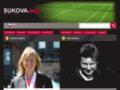 Náhled webu Věra Suková (rozená Pužejová)