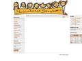 Náhled webu Sunday Singers