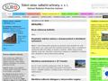 Náhled webu Státní ústav radiační ochrany (SÚRO)