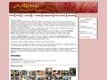 Náhled webu Anette