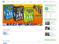 Náhled webu Svět deskových her