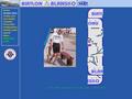 Náhled webu Metra Blansko