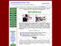 Náhled webu Entomofagie