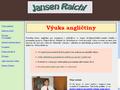 Náhled webu Jansen Raichl