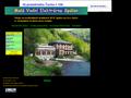 Náhled webu Malá vodní elektrárna Spálov