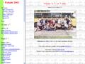 Náhled webu Pobaltí 2002