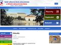 Náhled webu Vyšší odborná škola zdravotnická a Střední zdravotnická škola