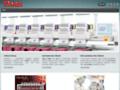 Náhled webu TAMA Bohemia s.r.o.
