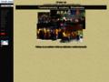 Náhled webu Tamburašský orchestr Brač Studénka