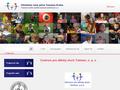 Náhled webu Středisko rané péče Tamtam