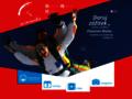 Náhled webu Air Hit Morava: Tandemové seskoky