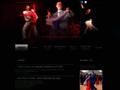 Náhled webu Taneční škola Progress Olomouc