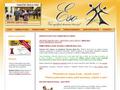 Náhled webu Taneční škola Eso Brno