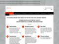 Náhled webu Tango střechy