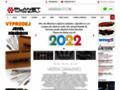 Náhled webu Robin's Tattoo Studio