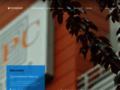 Náhled webu Technodat