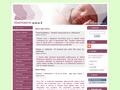 Náhled webu Těhotenství AZ