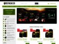 Náhled webu Tenesco s.r.o.