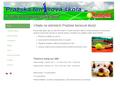 Náhled webu Pražská tenisová škola