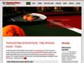 Náhled webu Tenisová škola Vyoral