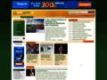 Náhled webu Tenis portál
