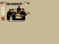 Náhled webu The Beatles Revival