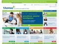 Náhled webu Thomas International CZ, s.r.o.