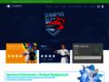 Náhled webu Karate České Budějovice