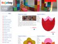 Náhled webu Tojatoy
