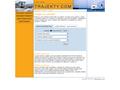 Náhled webu Trajekty - Orbis Link, s.r.o.