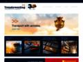 Náhled webu Transforwarding České Budějovice, a.s.