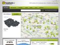 Náhled webu TravelGuide.cz
