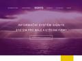 Náhled webu TreSoft, s.r.o. - Obchodní a účetní systém Signys