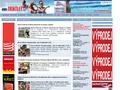 Náhled webu Triatlet